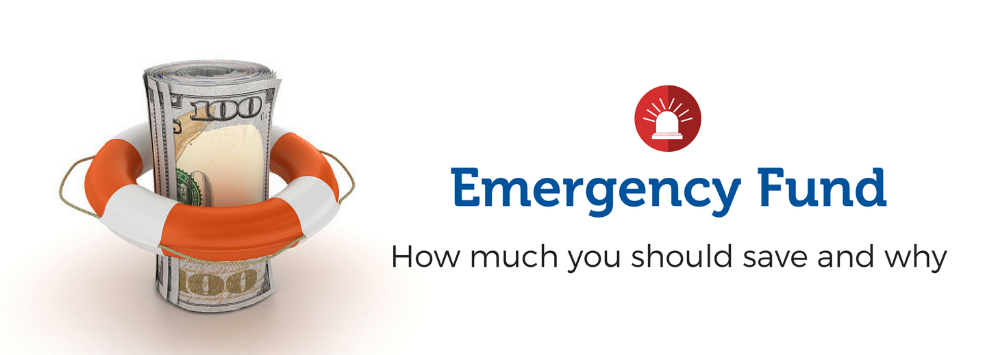Emergency Fund: How much you should save and why