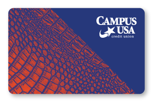Gator Debit Card Design