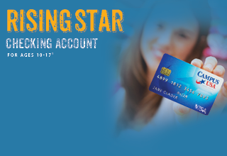 Rising Star Checking Account promotion
