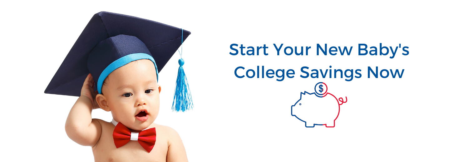 Start Your New Baby's College Savings Now