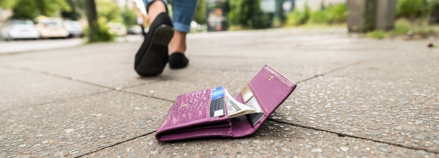 10 Things To Do If You Lose Your Wallet